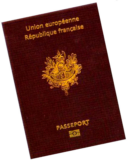 Passeport Union europ�enne