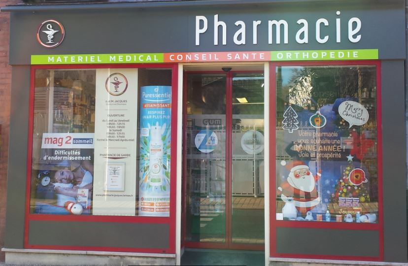pharmacie jacques